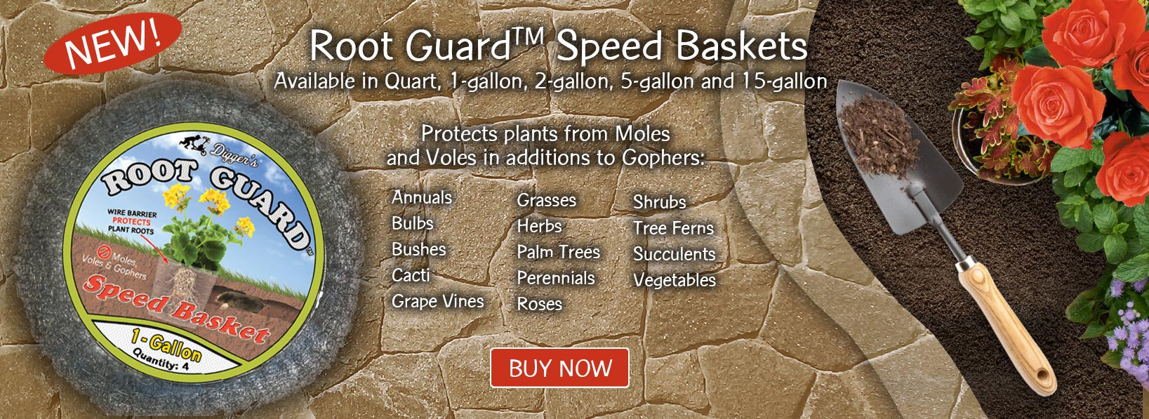 Root Guard Speed Baskets