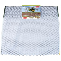 15 Gallon Root Guard Heavy Duty Basket Cosmetic Seconds -- Case of 24 Baskets -- Sold by the Case Only