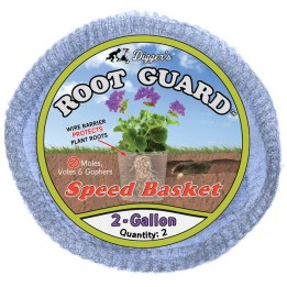 2 Gallon Root Guard Speed Basket, bag of 2