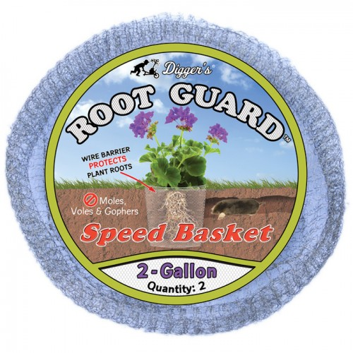 2 Gallon Root Guard Speed Basket