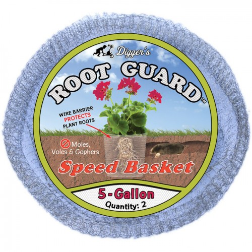 5 Gallon Root Guard Speed Basket, bag of 2