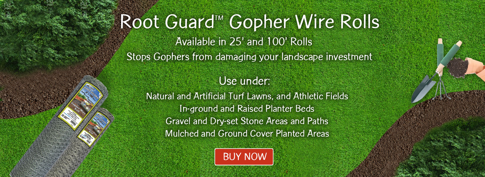 Root Guard Gopher Wire Roles